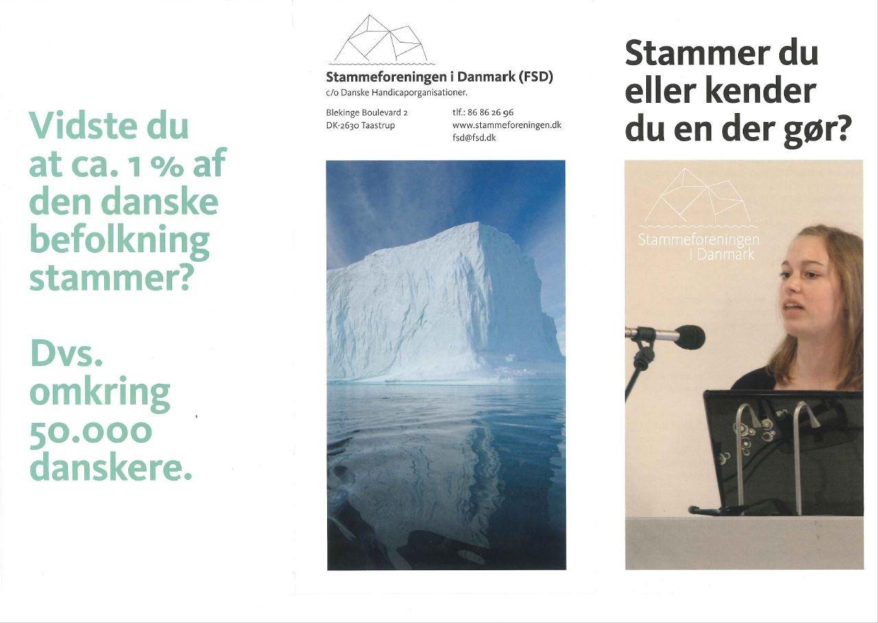 Stammeforeningen i Danmarks folder