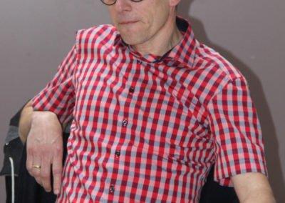 Formand Ole Kring Tannert