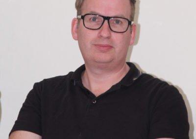 Marc Egede blev valgt som dirigent