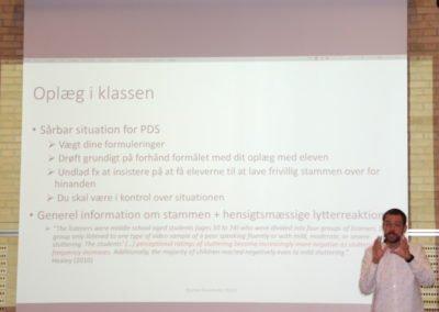 Bjarne Dammsbo forklarer